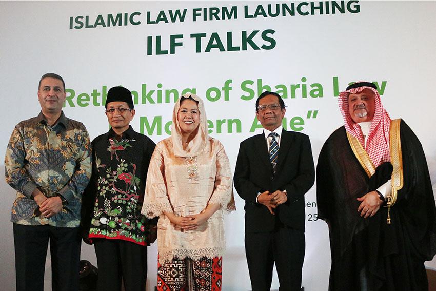 Yenny Wahid Luncurkan ILF untuk Ciptakan Ekosistem Islam Modern