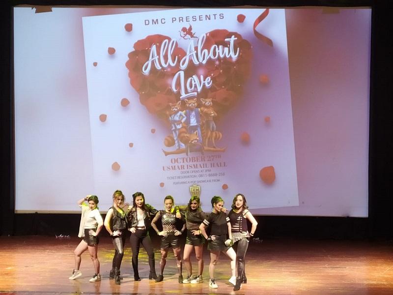 Ulang Tahun Kelima, DMC Gelar Konser Tari Bertajuk 'All About Love'