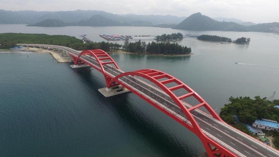 Jembatan Holtekamp Teluk Youtefa Perbanyak Deretan Destinasi Pariwisata di Papua