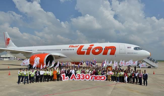Lion Air Group Operasikan Jenis Pesawat Teranyar Jenis Airbus