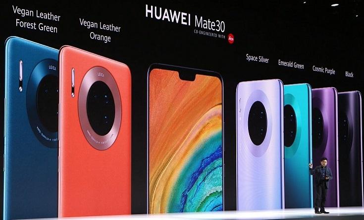 Hebohkan Jerman, Line Up Smartphone Anyar Huawei 'Mate 30 Series' Bakal Hadir di Indonesia