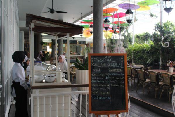 The 101 Bogor Suryakancana Gelar Festival Kuliner Halal