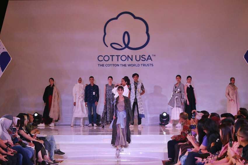 Gelar Cotton Day 2019, CCI Komitmen Majukan Industri Fesyen dan Tekstil Indonesia