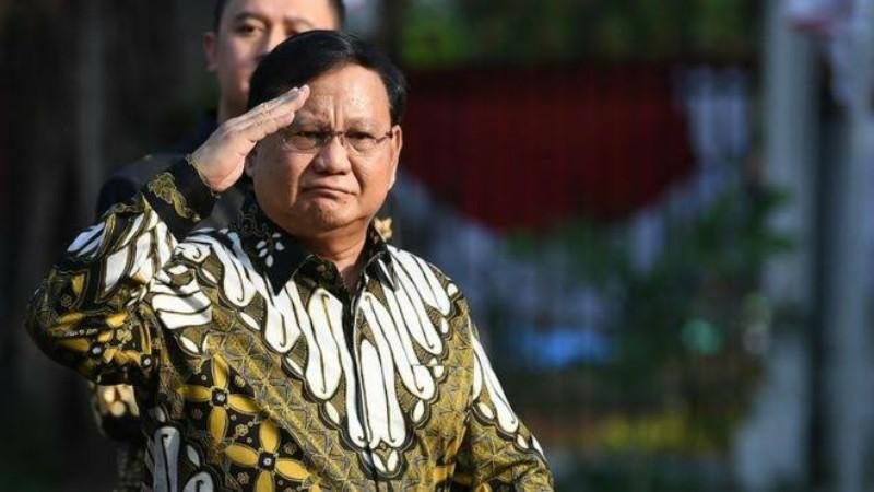 Bantah Pernyataan Sang Jubir, Prabowo : Masa kita gak terima gaji