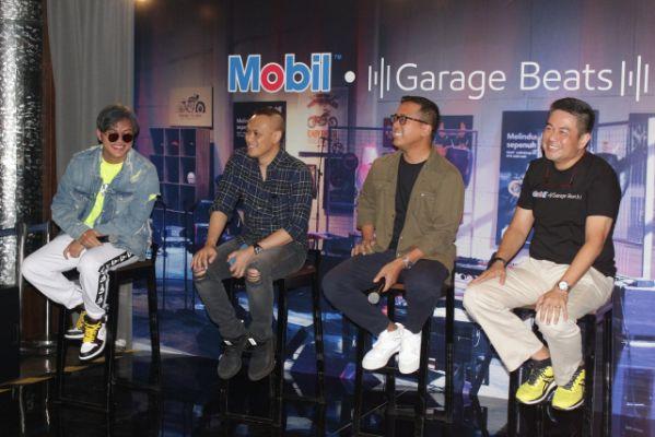 Luncurkan Program Garage Beats, MobilTM Lubricants Indonesia Sasar Milenial