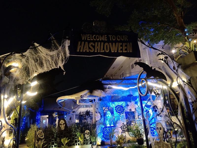 HashEntertainment Inisiasi Perayaan Halloween Para Pelaku Industri Kreatif Bertajuk 'Cursed Wedding'