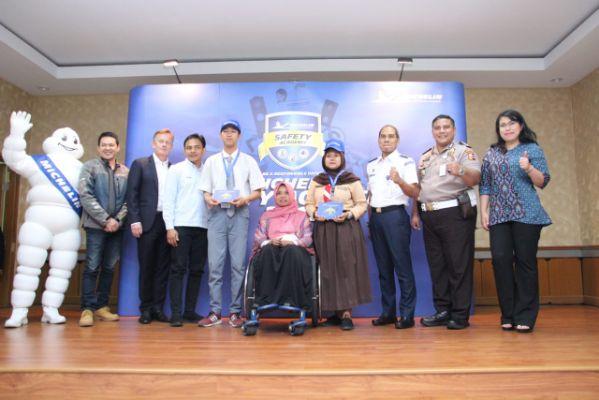 MICHELIN Safety Academy 2019 Perkenalkan Inspiring Mobility Kepada Pelajar di Jakarta