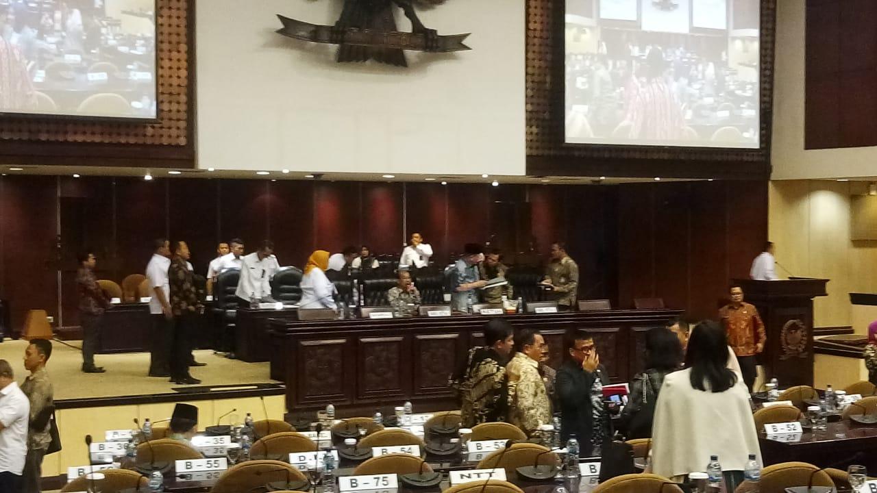 DPD-RI Gelar Sidang Paripurna Luar Biasa Bentuk Pansus Papua