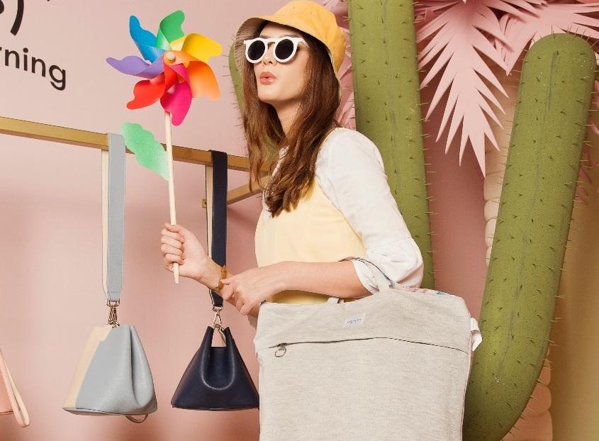 Sasar Para Perempuan Milenial, EKSPORT Rilis Produk Anyar 'Holly Series Bag'