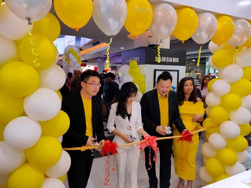 Realme Resmikan  Official Service Center ketiga di Indonesia