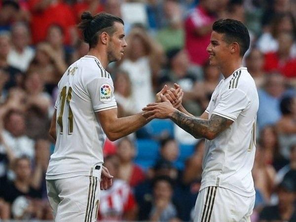 Bale dan James Rodriguez Kembali Jadi Calon Tumbal Ambisi Zidane di Madrid