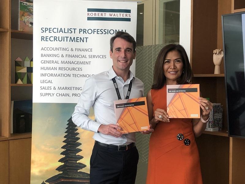 Robert Walters Indonesia Bagi Tips Merekrut Profesional SDM Kompetitif