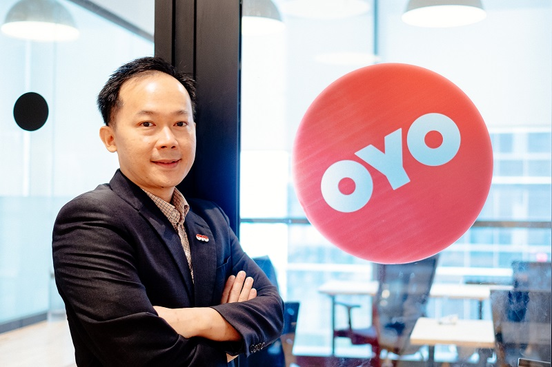 OYO Hotels and Homes Tunjuk Country Head Baru di Indonesia