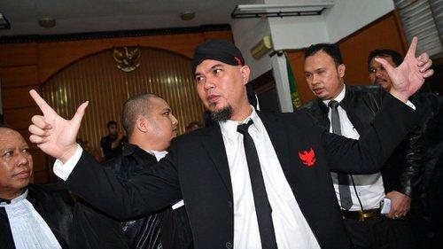 Banding Dikabulkan, Ahmad Dhani Segera Bebas