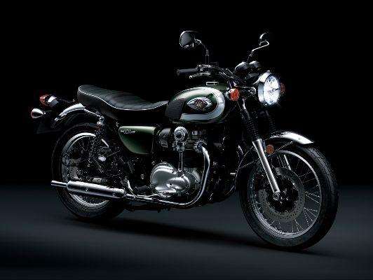 KMI Rilis Motor W800 Anyar, Evolusi Big Bike Original Jepang yang Kaya Karakter