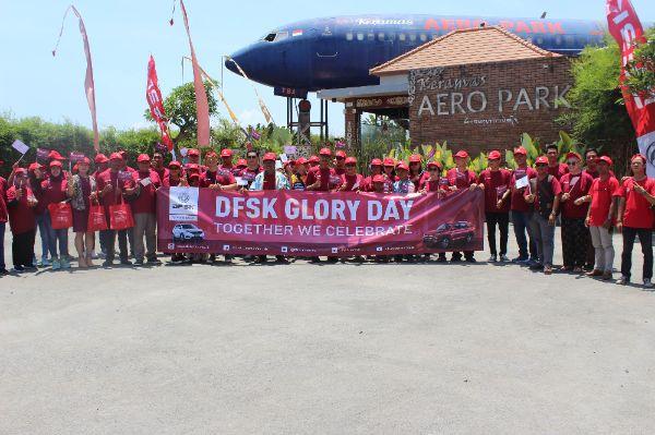 Glory Day Ajak Konsumen DFSK Bali Senang-Senang di Akhir Pekan