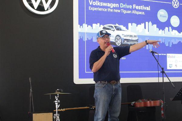 GMM Ajak Konsumen Merasakan Pengalaman Berkendara VW Tiguan Allspace