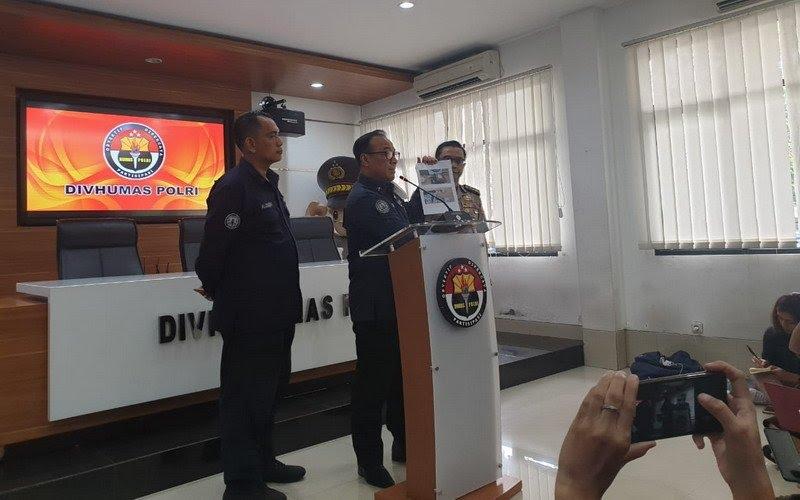 Polisi Ungkap Enam Korban Bom