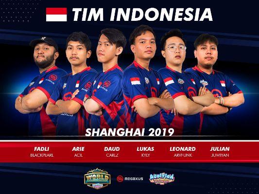 Megaxus KembaliKirim AtlitE-Sport keAWC 2019Shanghai