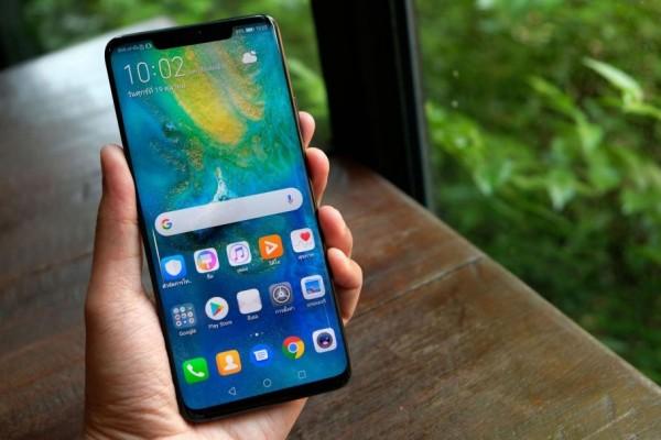 Baru Diperkenalkan, Smartphone Huawei Mate 30 Pro Kebanjiran PO