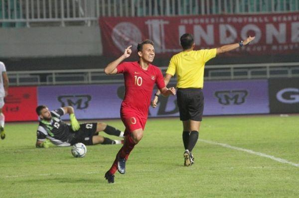 Ketum PSSI Gembira Timnas U-23 Kalahkan Iran 2-1