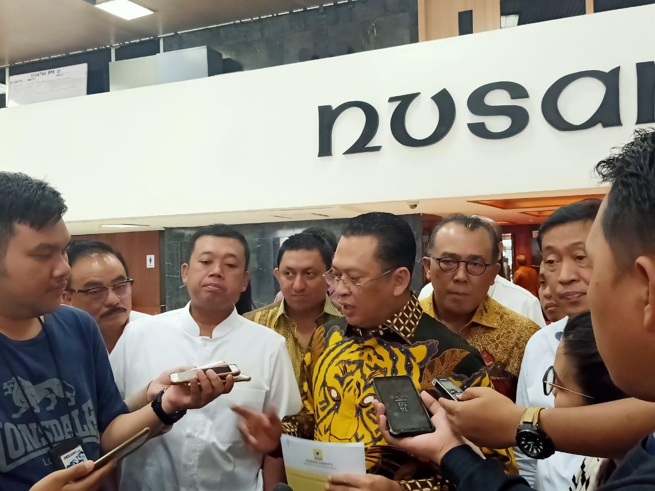 Ketua MPR Jawab Isu Masa Jabatan Presiden Tiga Periode