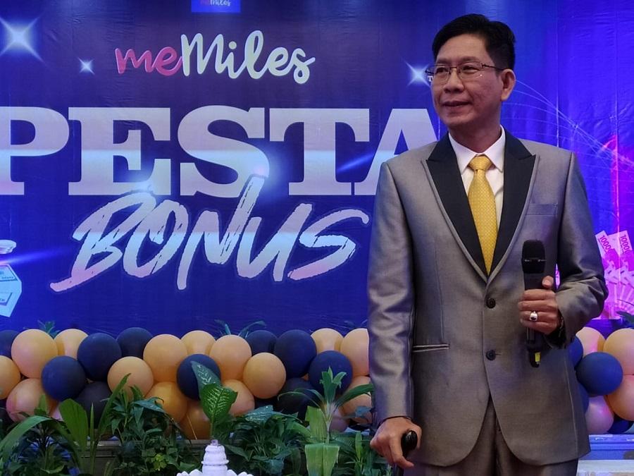Pesta Bonus MeMiles, Para Member Disawer Dollar