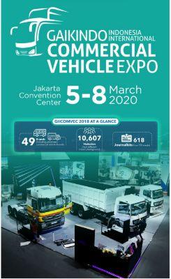 Jelang Bergulirnya GAIKINDO Indonesia International Commercial Vehicle Expo (GIICOMVEC) 2020
