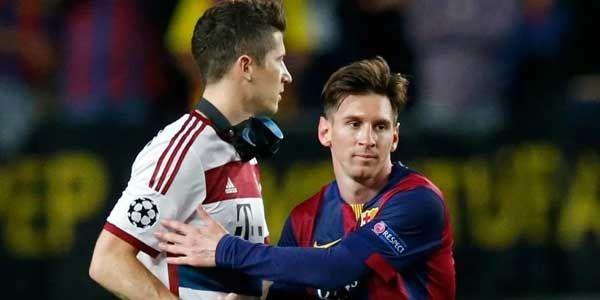 Kedua Pemain Ini Dijuluki Manusia Penghasil Gol Langka di Liga Champions