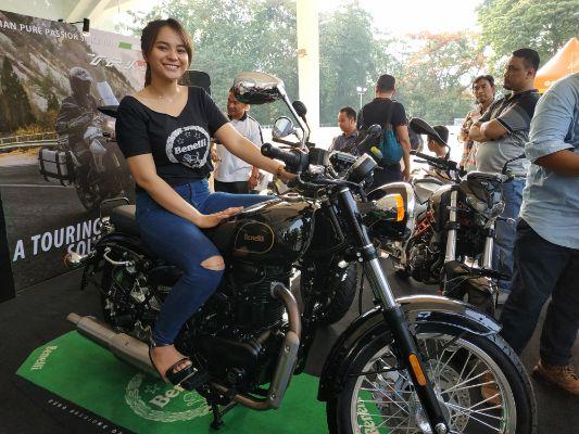 Benelli Imperiale 400 Resmi Dipasarkan di Indonesia