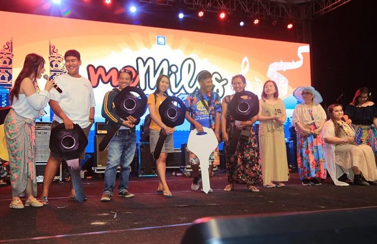 Gelar Roadshow, Memiles Sapa Para Member di Pulau Dewata 'Memiles Rockin Bali'