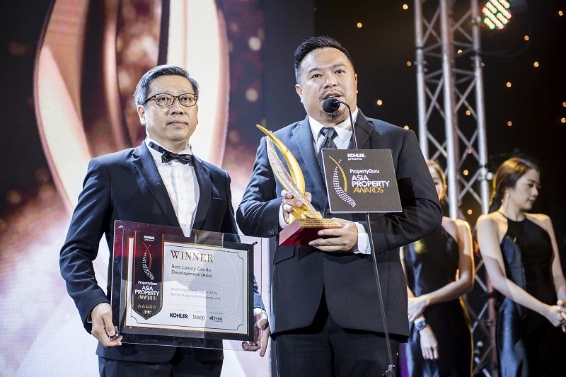 Raih 2 Penghargaan, Astra Property Unjuk Gigi di Ajang Asia Property Awards 2019