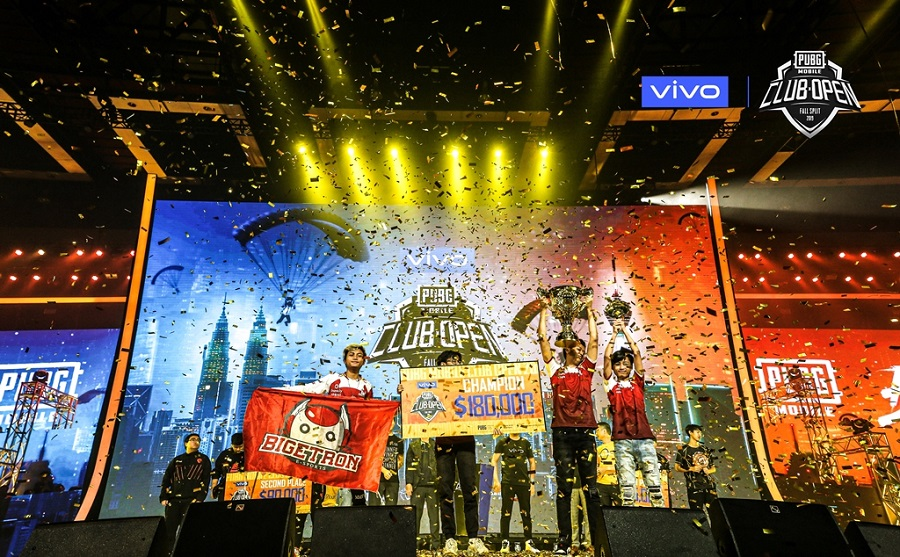 Ungguli Thailand dan China, Tim Gamers Indonesia 'Bigetron' Juarai Kompetisi PUBG Mobile International