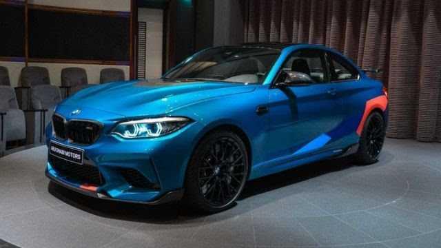 Berikut Spesifikasi dan Harga BMW M2 Competition yang Bikin Melongo!