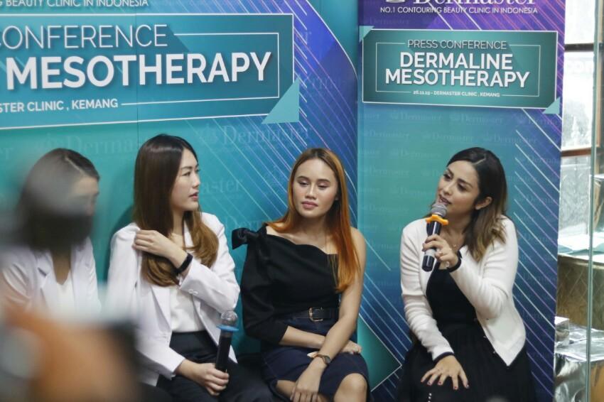 Klinik Kecantikan di Jakarta Terpercaya, Dermaster Kenalkan Treatment Mesotherapy