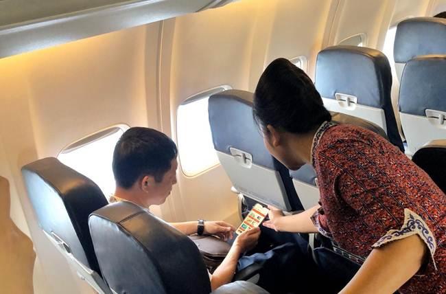 Tingkatkan Kenyamanan Penumpang Lion Air Perkenalkan Fasilitas Anyar 'Lion Entertainment'