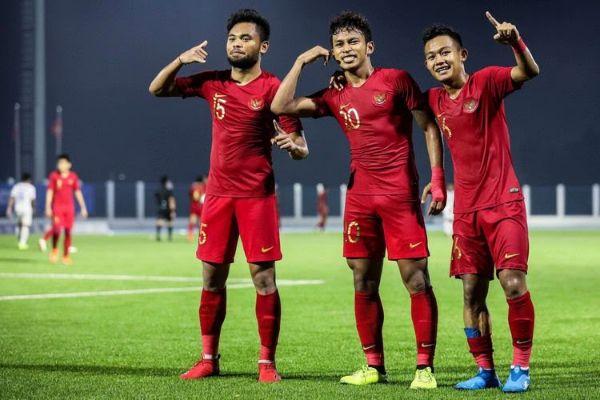 Tekuk Myanmar 4-2, Timnas U23 Indonesia Kembali Jumpa Vietnam di Final