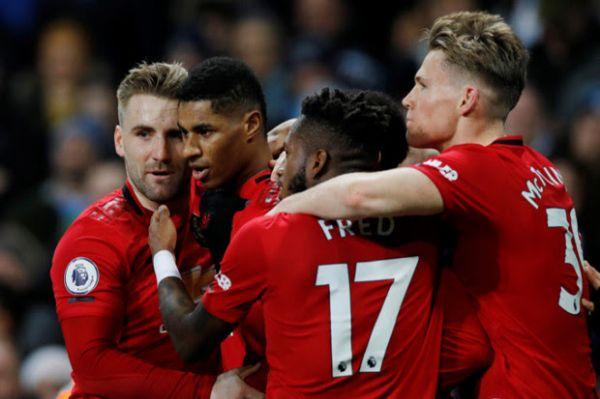 Ungguli Manchester City 2-1, MU Perbaiki Posisi Klasemen Sementara Liga Premier