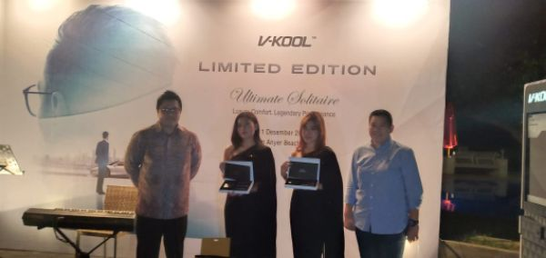 V-KOOL Perkenalkan Produk Limited Edition, Ultimate Solitaire