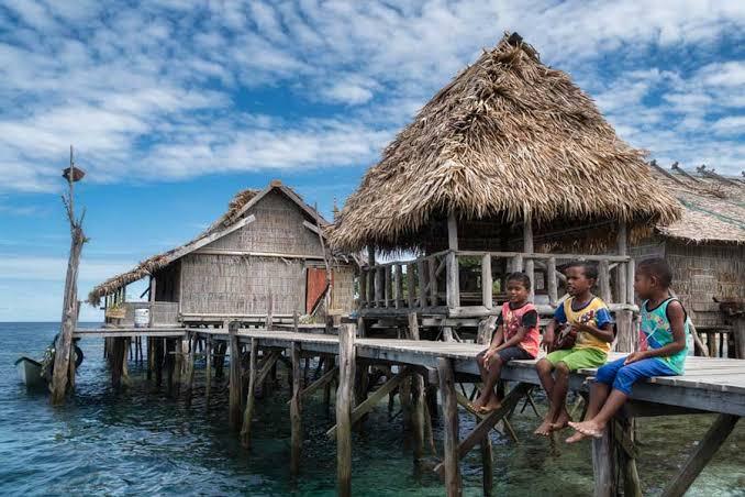 Eksplorasi Keindahan Pariwisata di Papua, Wings Air Umumkan Rute Baru Sorong - Nabire