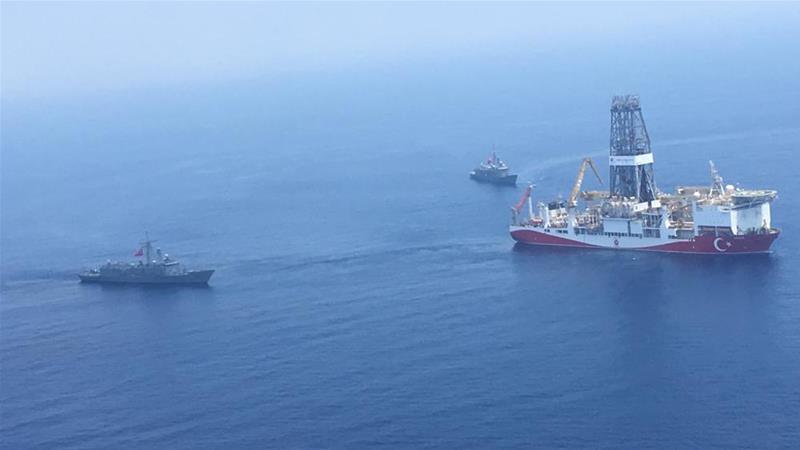 Angkatan Laut Turki Usir Kapal Israel Keluar Perairan Siprus