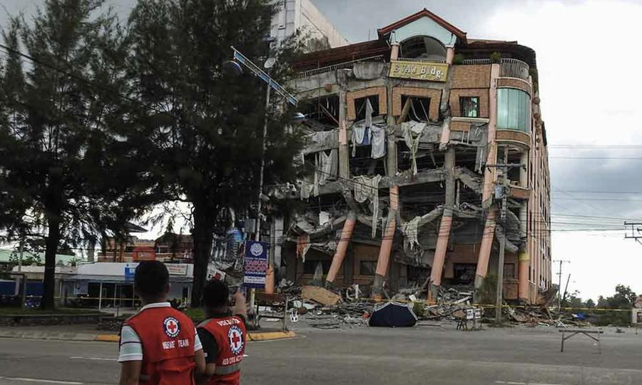 Presiden Filipina Duterte Berada di Davao Saat Gempa Bumi 6,8 Magnitudo