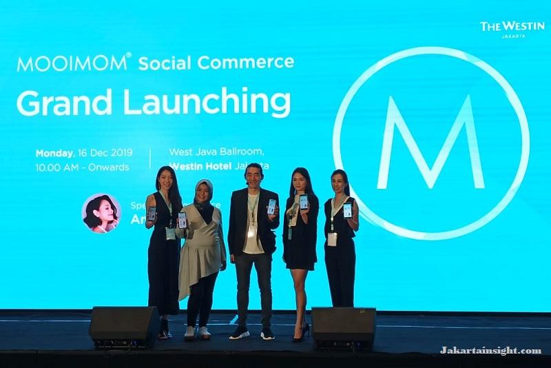 MOOIMOM Social Commerce Ajak Para 'Mahmud' Belanja Sambil Bisnis Perlengkapan Ibu dan Bayi
