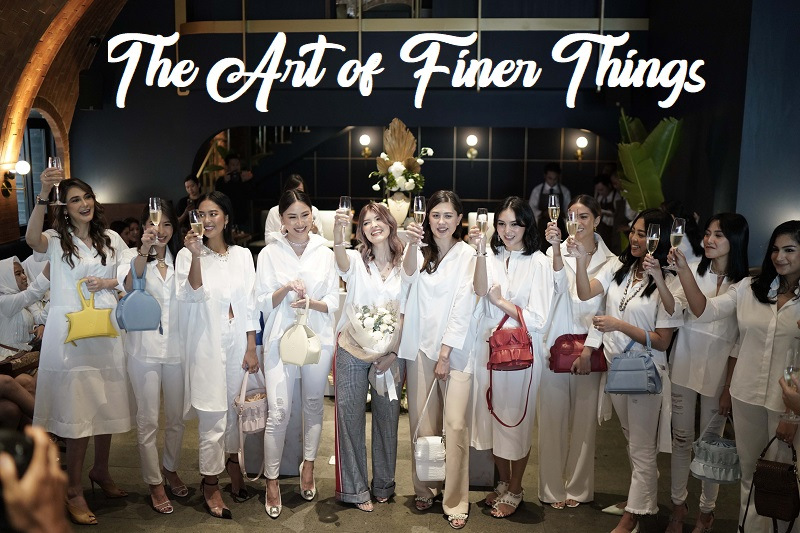Event 'The Art of Finer Things' Tandai Kehadiran Marie de La Roche di Indonesia