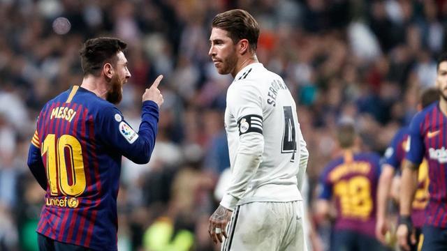 Duel El Clasico Barcelona-Real Madrid, Laga Pembuktian Siapa Penguasa La Liga 2019