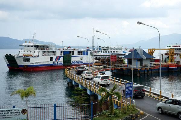 Penumpang dari Pelabuhan Ketapang ke Bali Naik 39 Persen