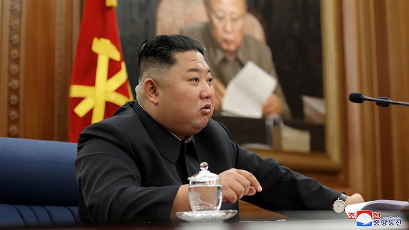 Kim Jong Un Adakan Pertemuan Penting Bahas Peningkatan Militer
