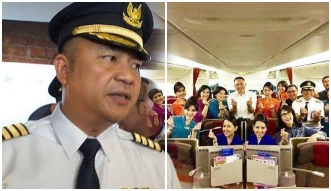 Aktivis 98 Ungkap Fakta Mantan Dirut Garuda Ari Askhara