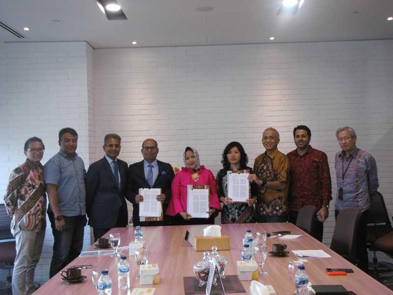 70 Tahun Indonesia Arab Saudi, JTE Siap Kembangkan PLTS Apung
