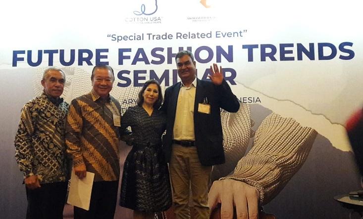 Ulas Tren Fashion di 2020,  CCI dan API Gelar Roadshow 'Future Fashion Trends Seminar'